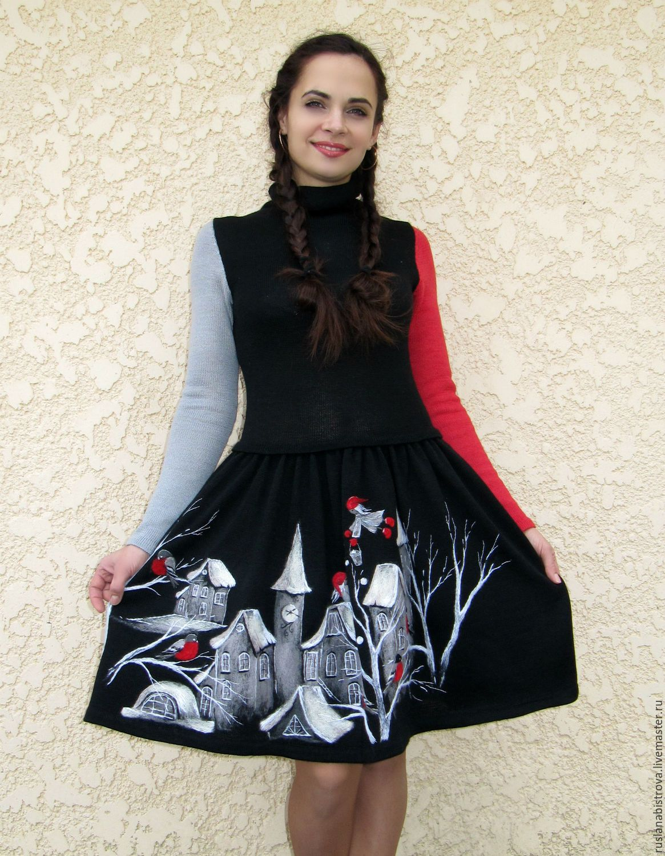 8ba52cff4d6 Платья ручной работы.
