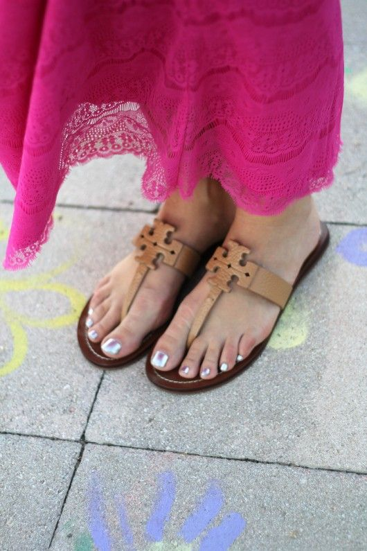 22c8fbc1d9f8d9 Tory Burch Moore sandals