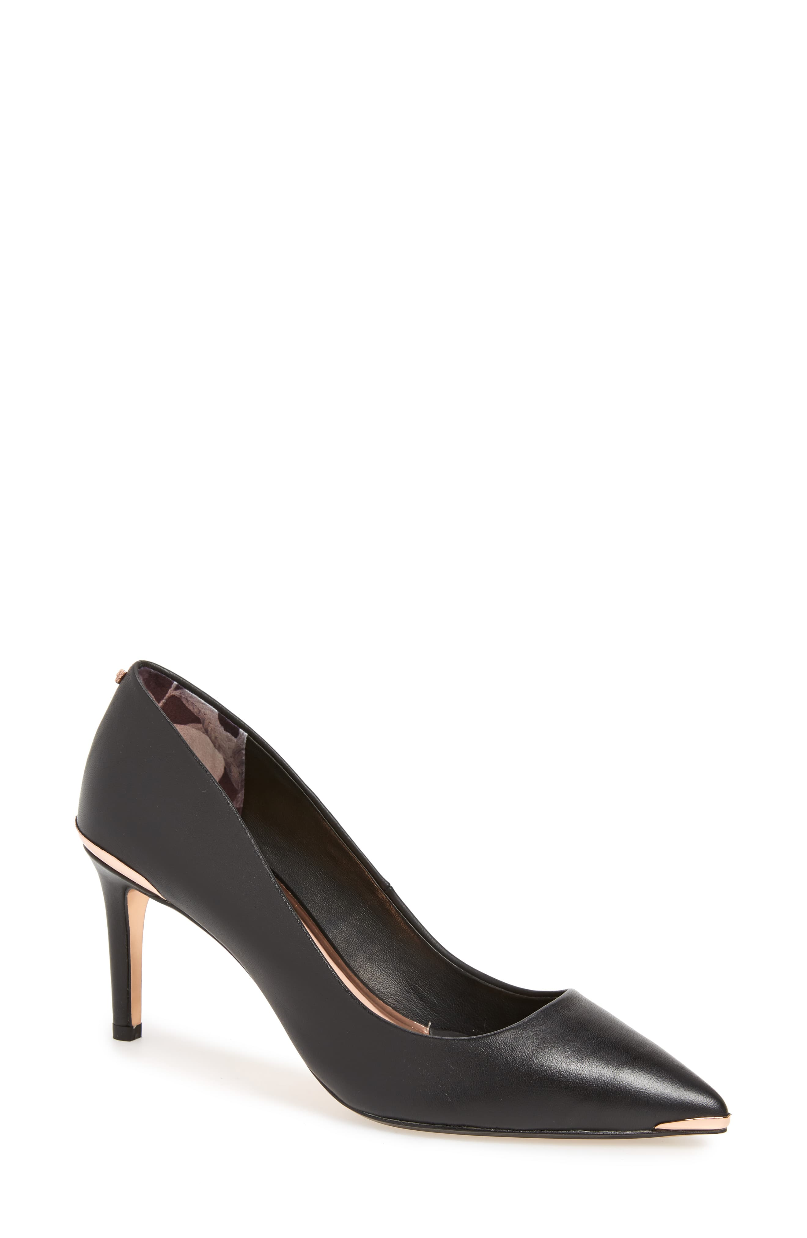 9f2ff477175 Women's Ted Baker London Wishiri Pump, Size 5US / 35.5EU - Red in ...