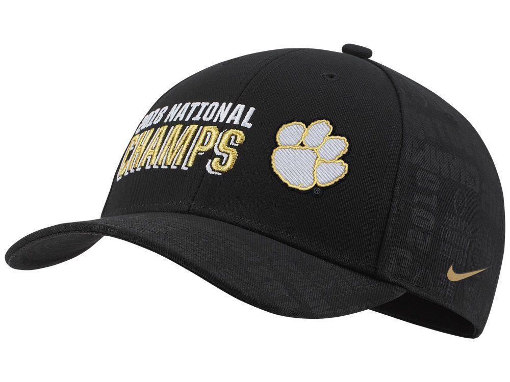 Clemson Tigers Nike 2019 Ncaa National Champ Game Locker