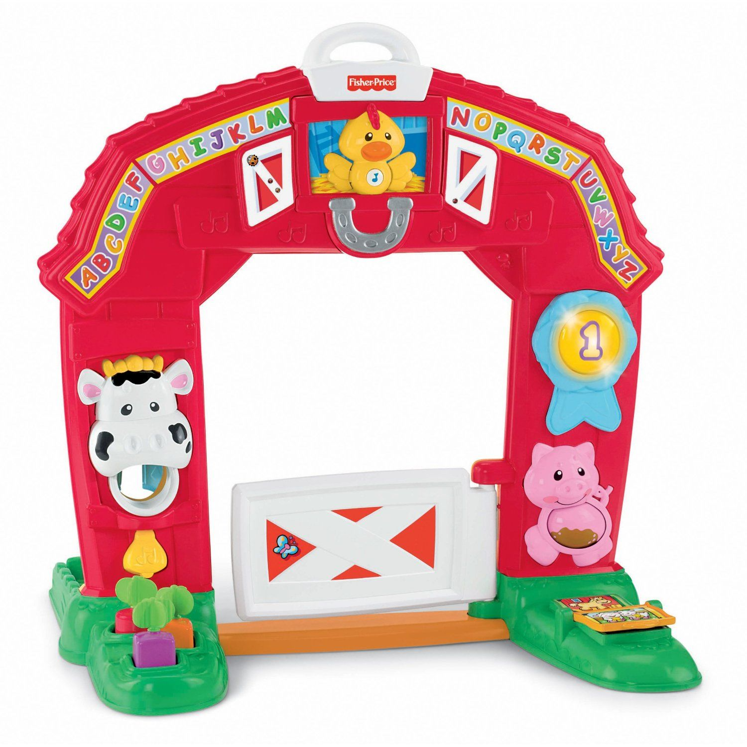 Amazon.com: Fisher-Price Laugh & Learn Learning Farm: Baby