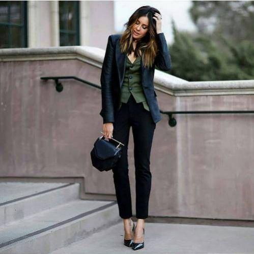 smart casual style women