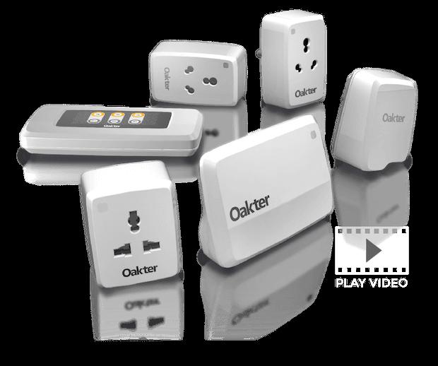 Das Wichtigste Bestandteil Des Oakter Smart Home Kits Durfte Der Hub