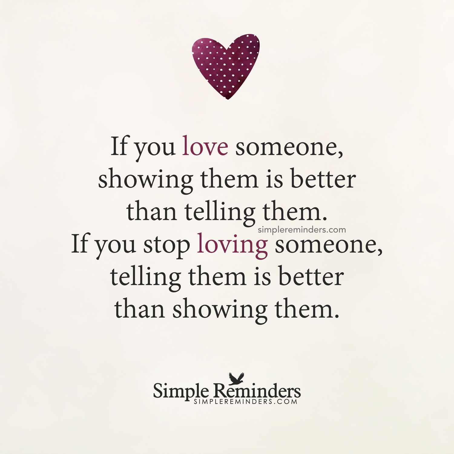 How to Show someone You Love them Quotes | Love quotes