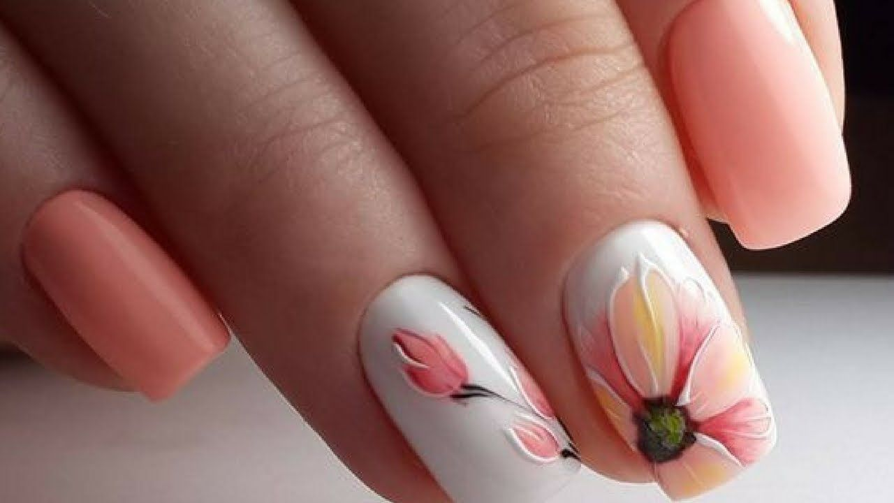 Nail art tutorial for short nails the best nail art designs