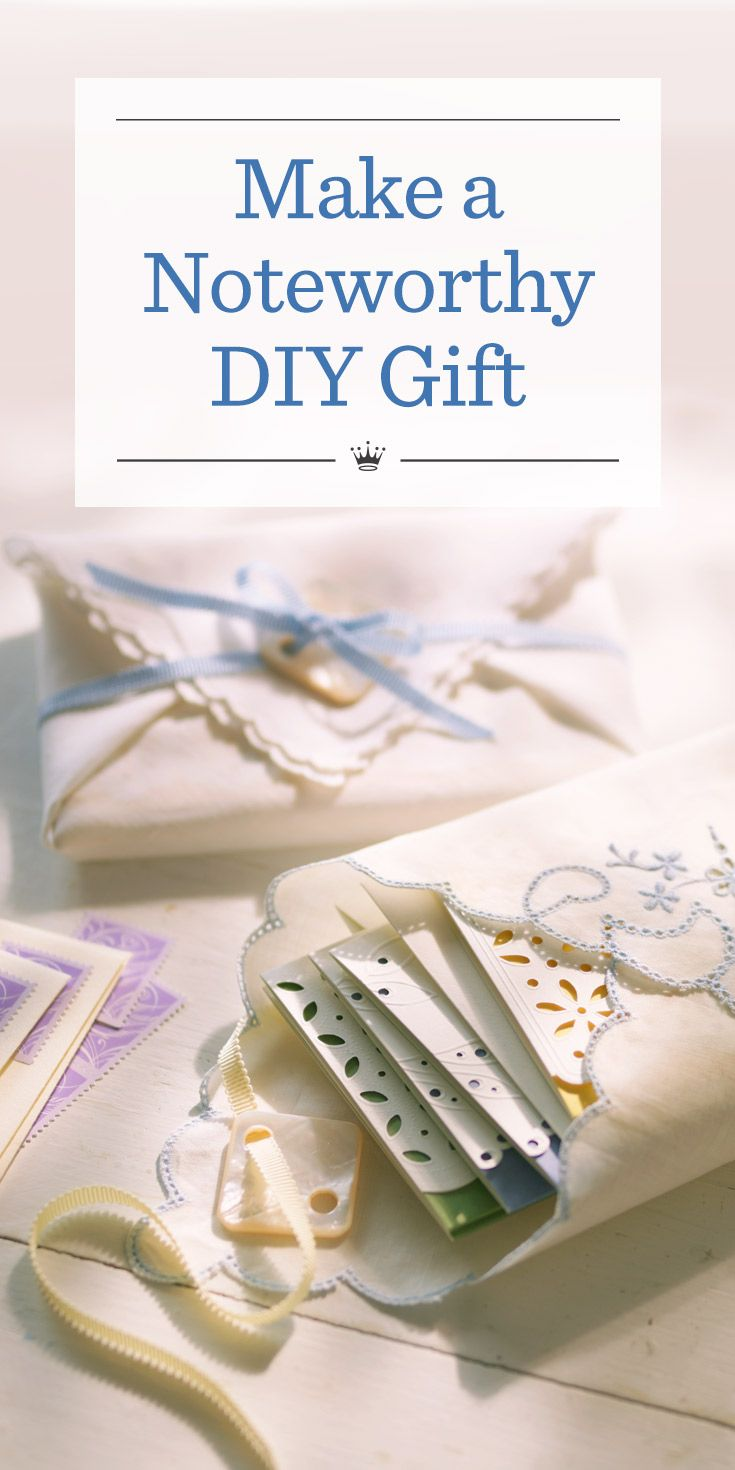A noteworthy diy gift diy gift gifts small gifts