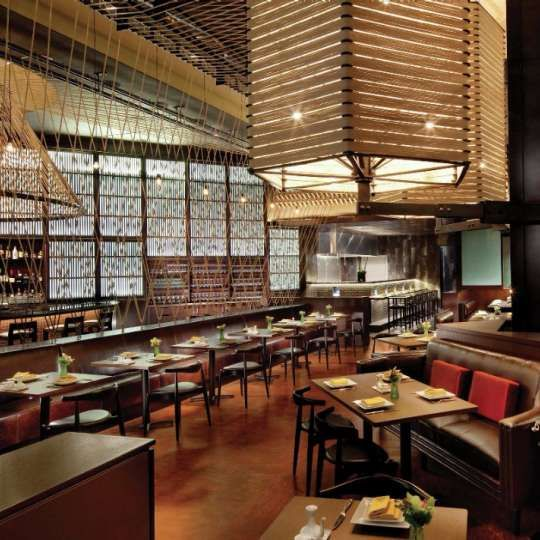 Lemongr Thai Restaurant Las Vegas Aria Resort