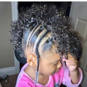 Natural Hairstyles for Black Girls #naturalhairstyles