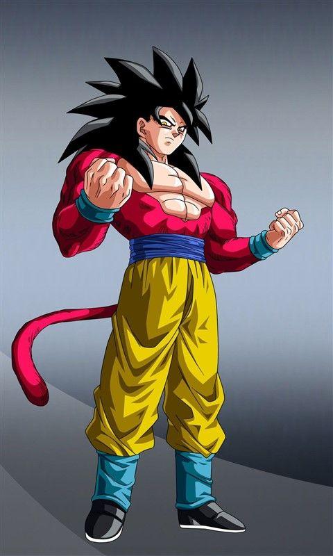 Goku Ssj4 Dragon Ball Gt Anime Dragon Ball Super Dragon Ball Super Manga Dragon Ball Art