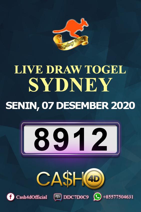 Data Sidney Pengeluaran Togel SDY 2010 sampai 2020 Terbaru...