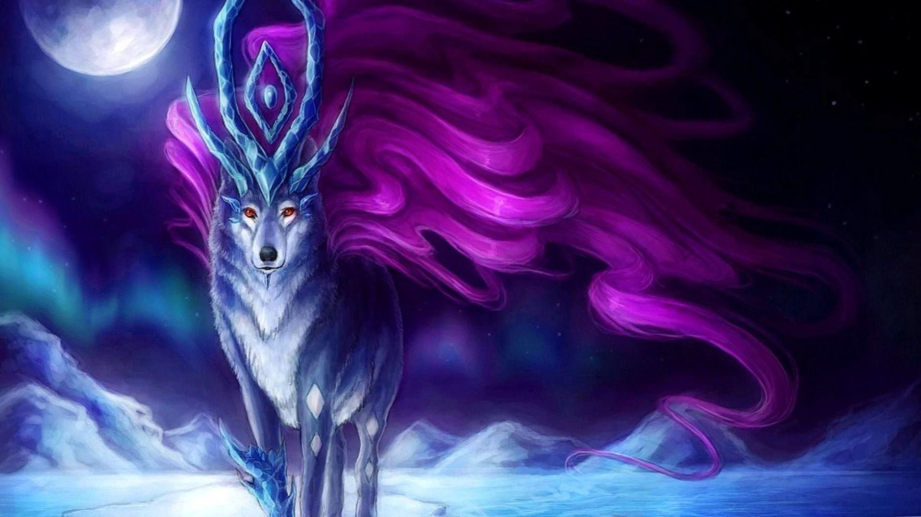 Awesome Anime Wolves Wallpapers Awesome Anime Wolves Wallpapers Wolf Wallpaper Anime Wolf Awesome Anime