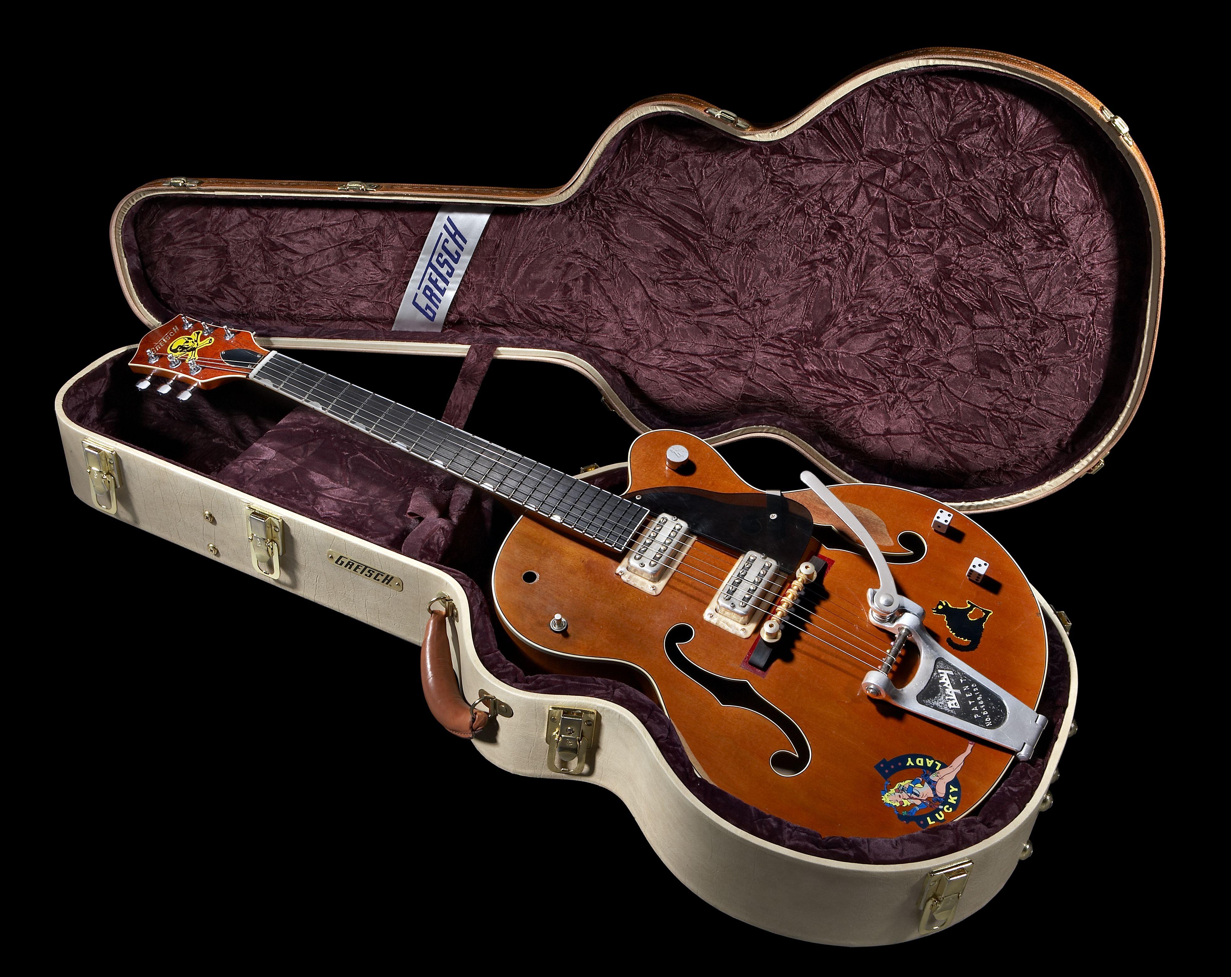 Gretsch Brian Setzer Tribute Guitar Guitar Gretsch