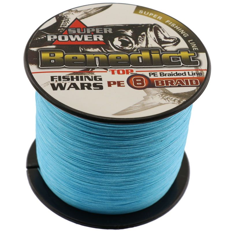 500M Brand new Strong Japan Multifilament PE Braided Fishing Line ...
