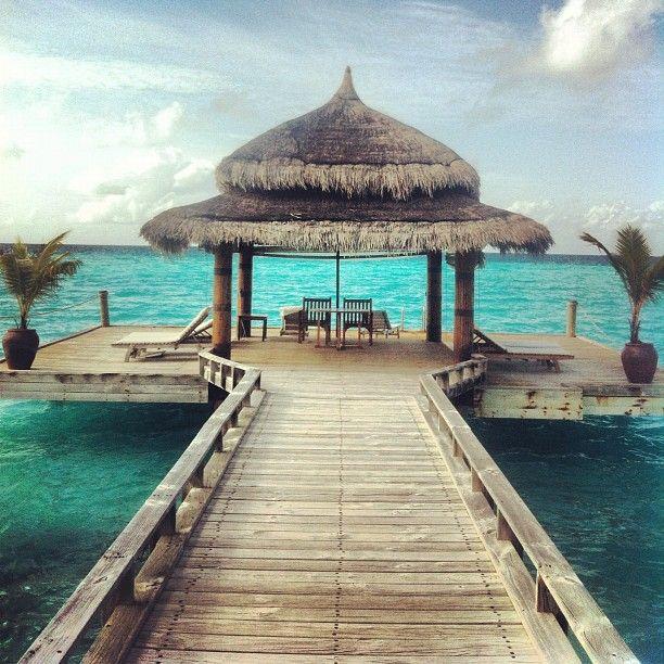 Beauty. Kuramathi Island Resort