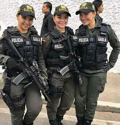 Violently Sexy Tactical Pinterest Mujeres Militares Militar Y