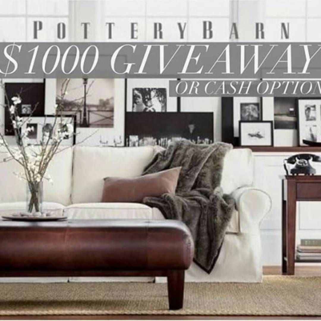 SPRING GREEN GIVEAWAY - Win A $300 Pottery Barn eGift Card ...