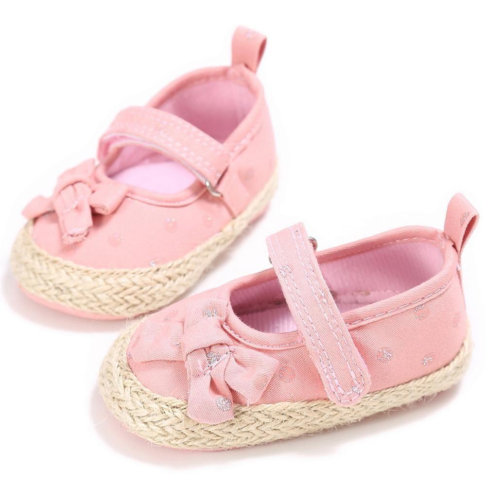 Toddler girl crib shoes newborn flower soft sole anti slip baby toddler girl crib shoes newborn flower soft sole anti slip baby sneakers baby shoes izmirmasajfo