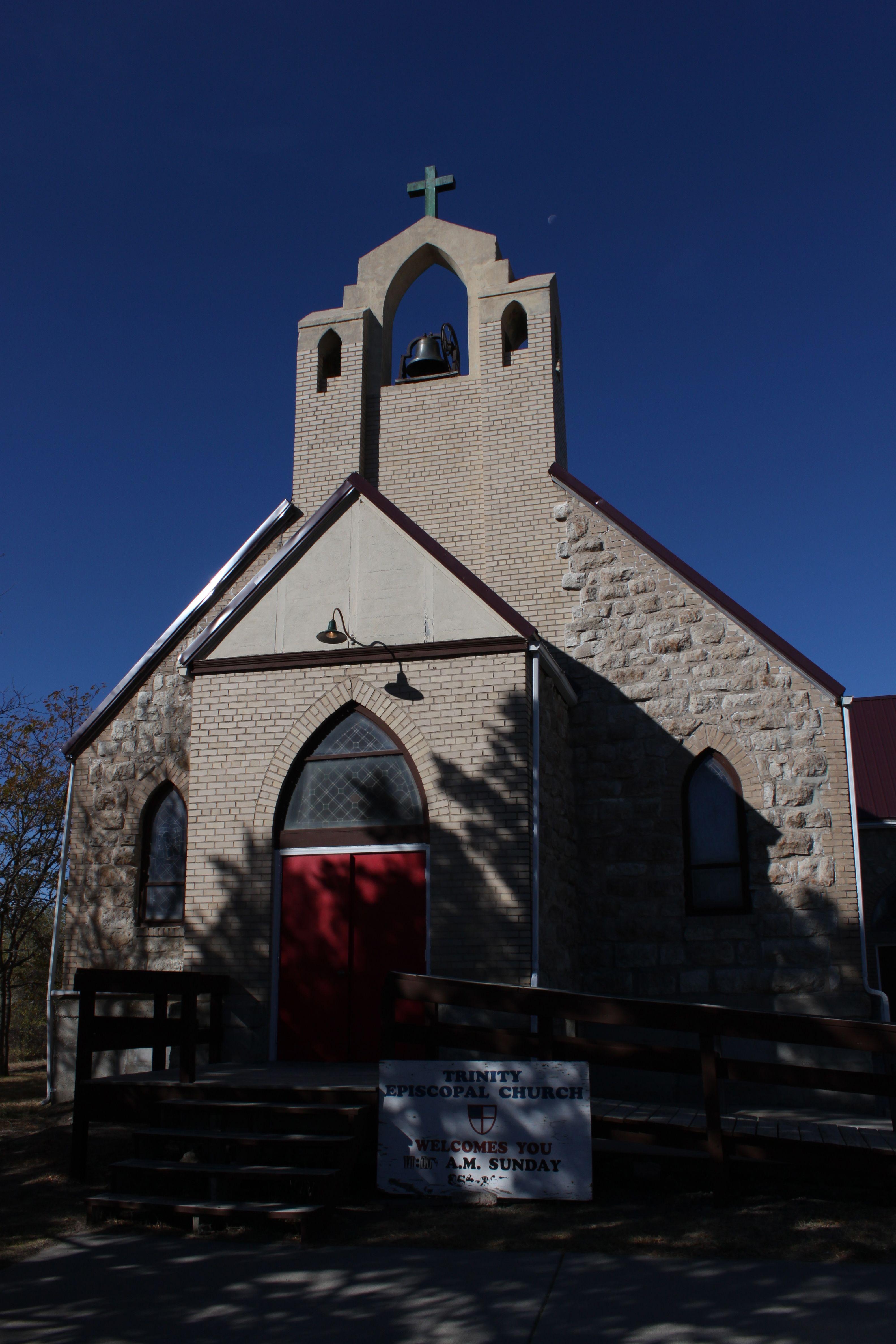 Trinity Church In Mission South Dakota