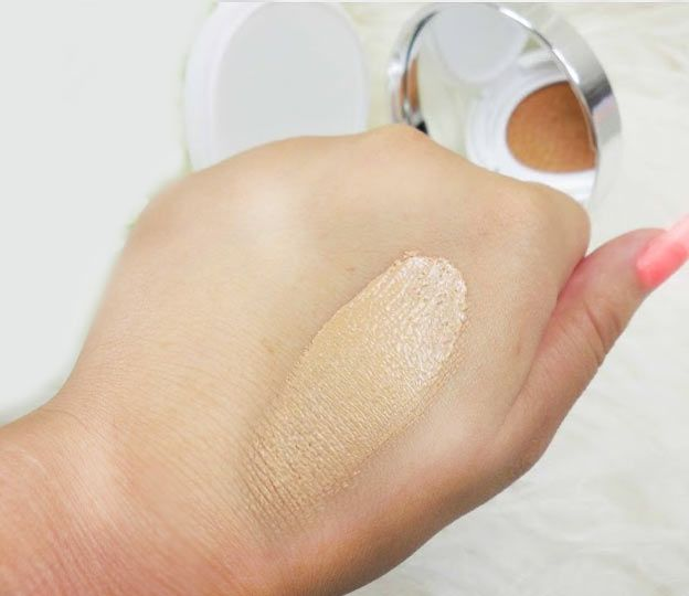 Laneige Bb Cushion Pore Control Review Swatches Makeup Board