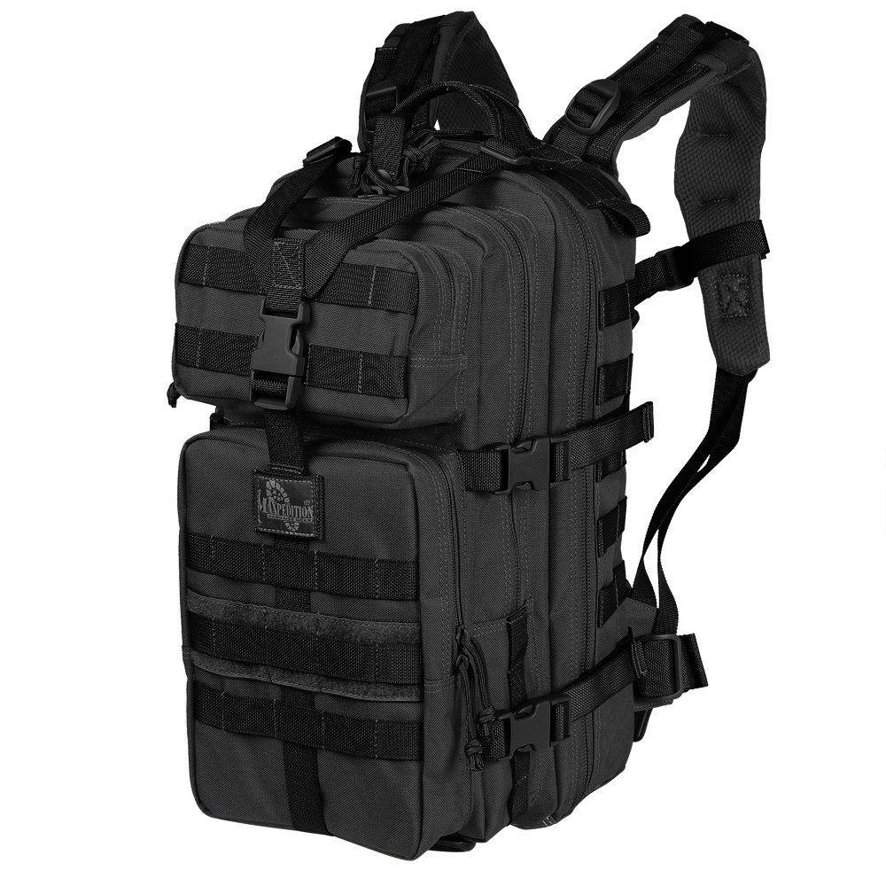 Maxpedition Backpack Falcon-II Großer, robuster Rucksack mit unabhängigen Stauräumen, verdeckten Fächern und modular aufgebautem Gurtsystem