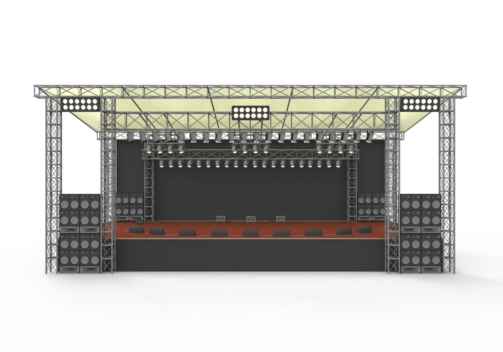 Images For > Outdoor Stage Design For Events | stage ...