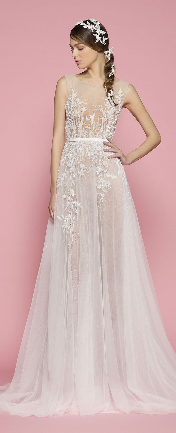 Georges Hobeika Bridal 2018 Wedding Dresses