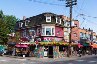 Kensington Market Shopping In Kensington Market Toronto The Neighbourhood Toronto Toronto Photography