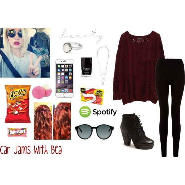 car jams with Bea Miller - Polyvore. Street Fashion