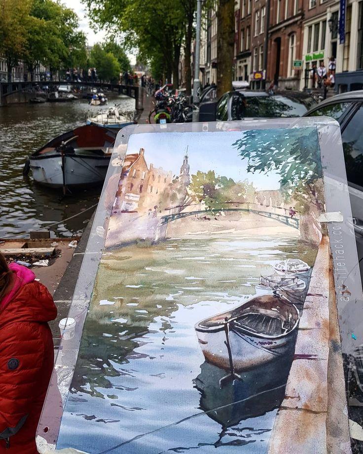 ist watercolorist  3155193alisa ⠀ ⠀ waterblog  акв