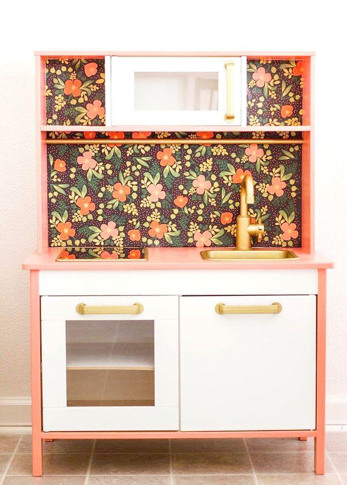 Cocinita de juguete de Ikea #juguetes #cocinitas | cata | Pinterest ...