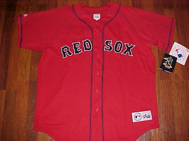 Majestic MLB AL East Boston Red Sox Ramon Martinez 45