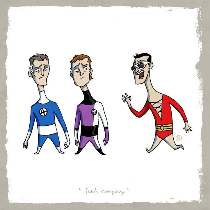Marvel Superheroes Vs Their Dc Equivalents Marvel Superheroes