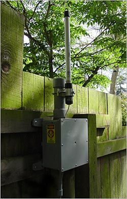 DIY: Outdoor Wireless Access Point/Signal Repeater | Wifi ...