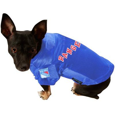 size 40 6decf 75a7b New York Rangers Pet Jersey | My NHL Wish List Sweeps | New ...