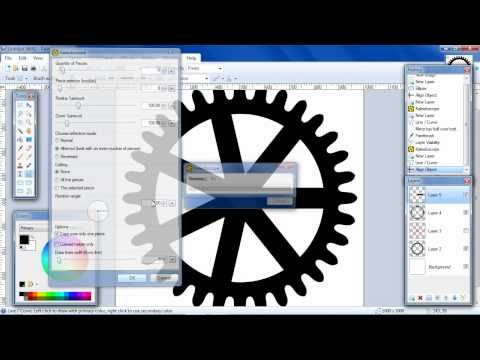 gear-template-generator - YouTube | Automata | Pinterest | Template ...