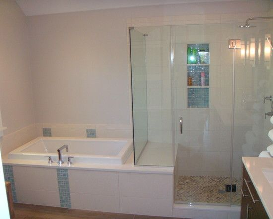 Bathroom Bathtub And Shower Design Audette Bathroom Renovation