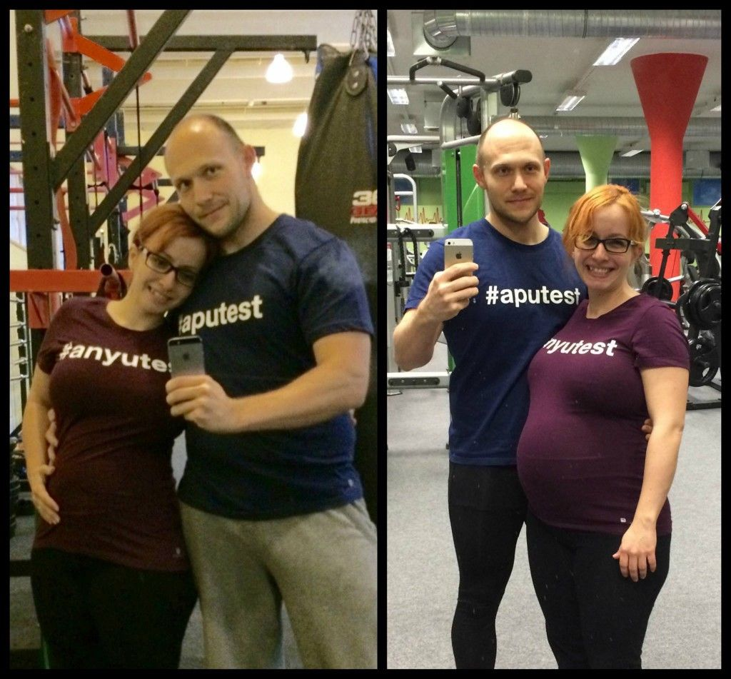 Pregnancy, Powerlifting, Fit Couple, Dadbod, Mombod ...
