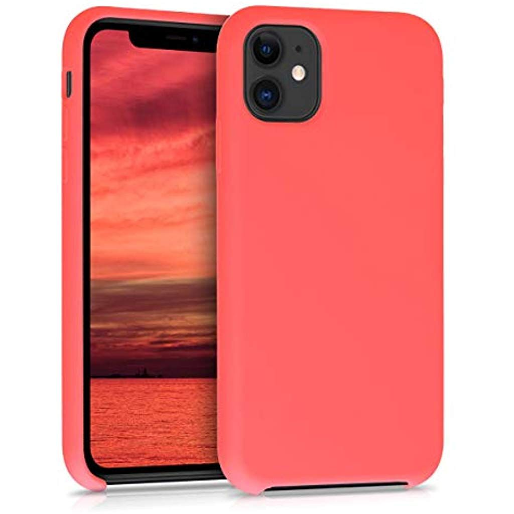 CUSTODIA COVER MORBIDA Trasparente Tpu Per Apple Iphone 11 / 11