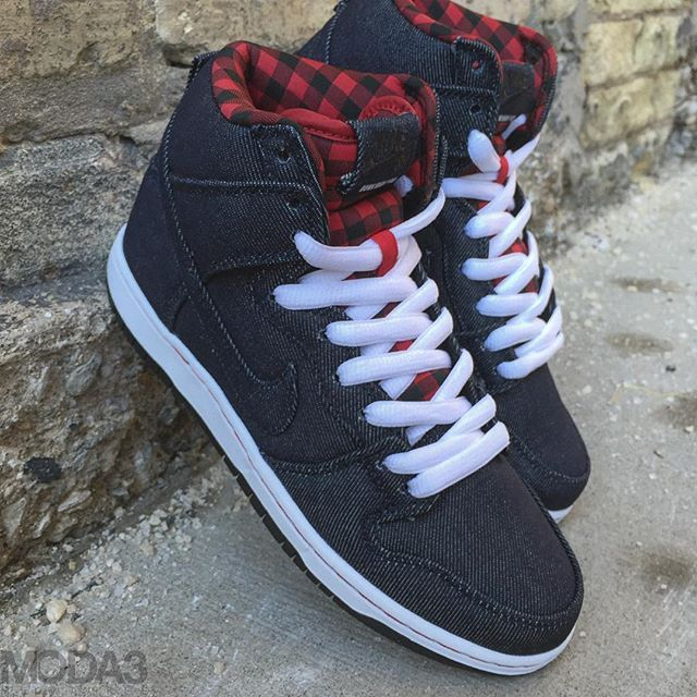 new product 21bf5 fb60a Timber HO! This latest Nike SB 'Dunk High Premium' has ...