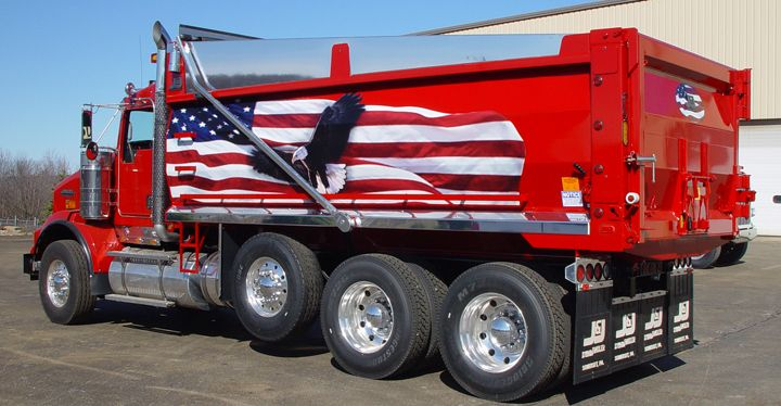 Pin by Time Equipment Rental & Sales on Holiday | Trucks ...Kenworth Dump Trucks Graphics