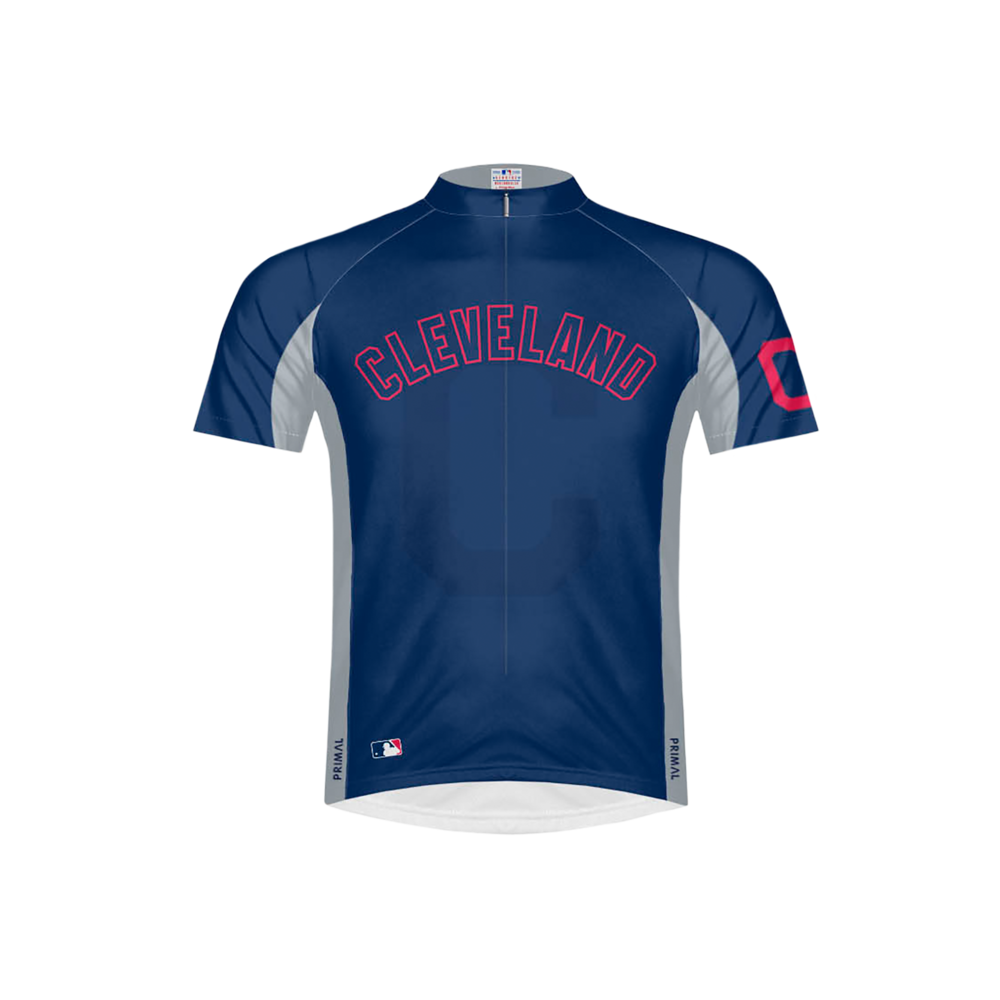 Cleveland Indians Men's Sport Cut Cycling Jersey