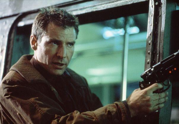 """""""Blade Runner"""" (1982) starring Harrison Ford"""