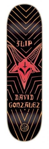 Flipskateboards David Gonzalez Satanic Goat P2 Skateboard Deck 8x31 5 Flip Skateboards Skateboards Skate Decks