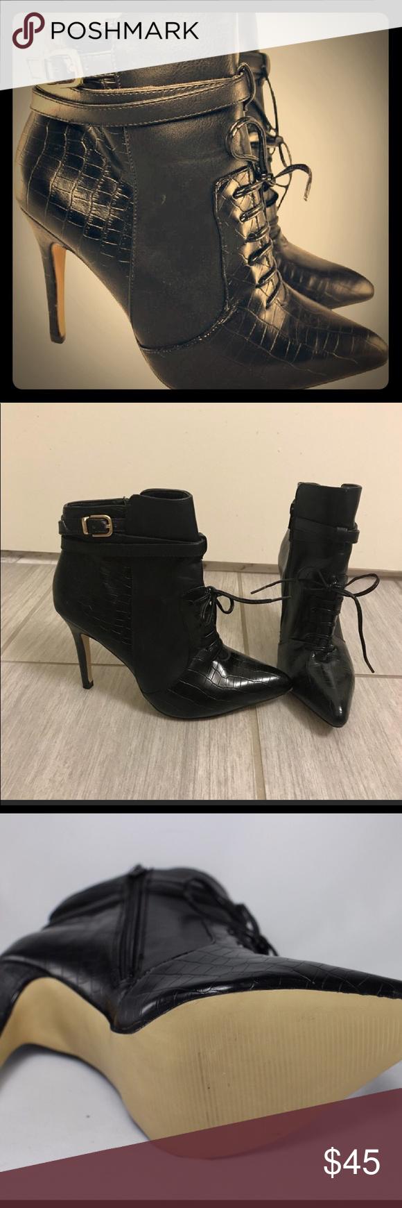 5cd63c96a36 Altuzarra croc boots ✨price drop today only✨ Super cute Never worn ...