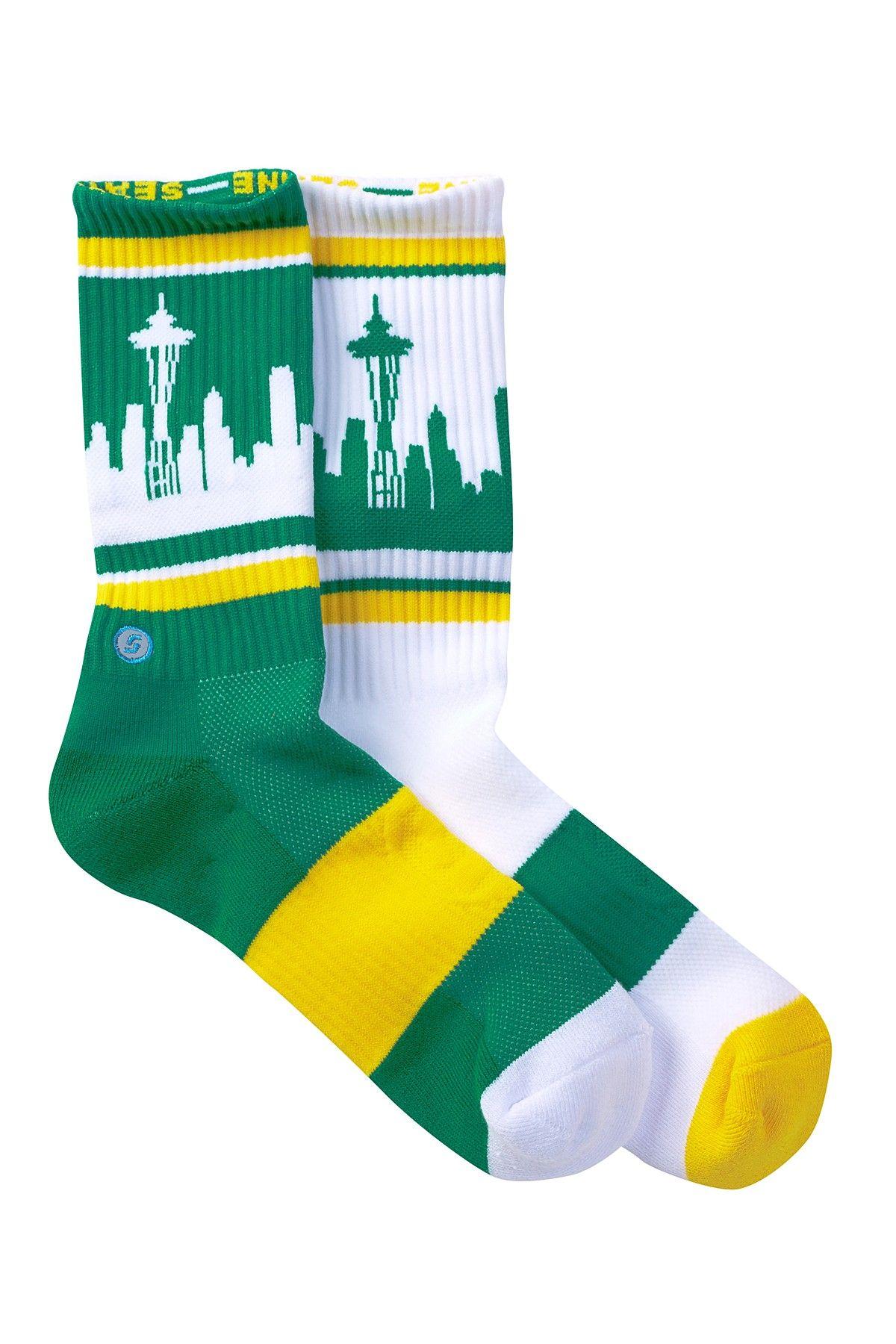 Skyline | Seattle Skyline Socks - Pack of 2 | Seattle, Productos y ...