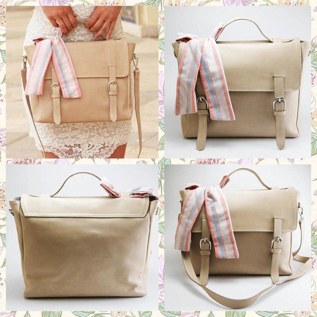 b08c211174 MJ leather satchel shoulder bag genuine leather