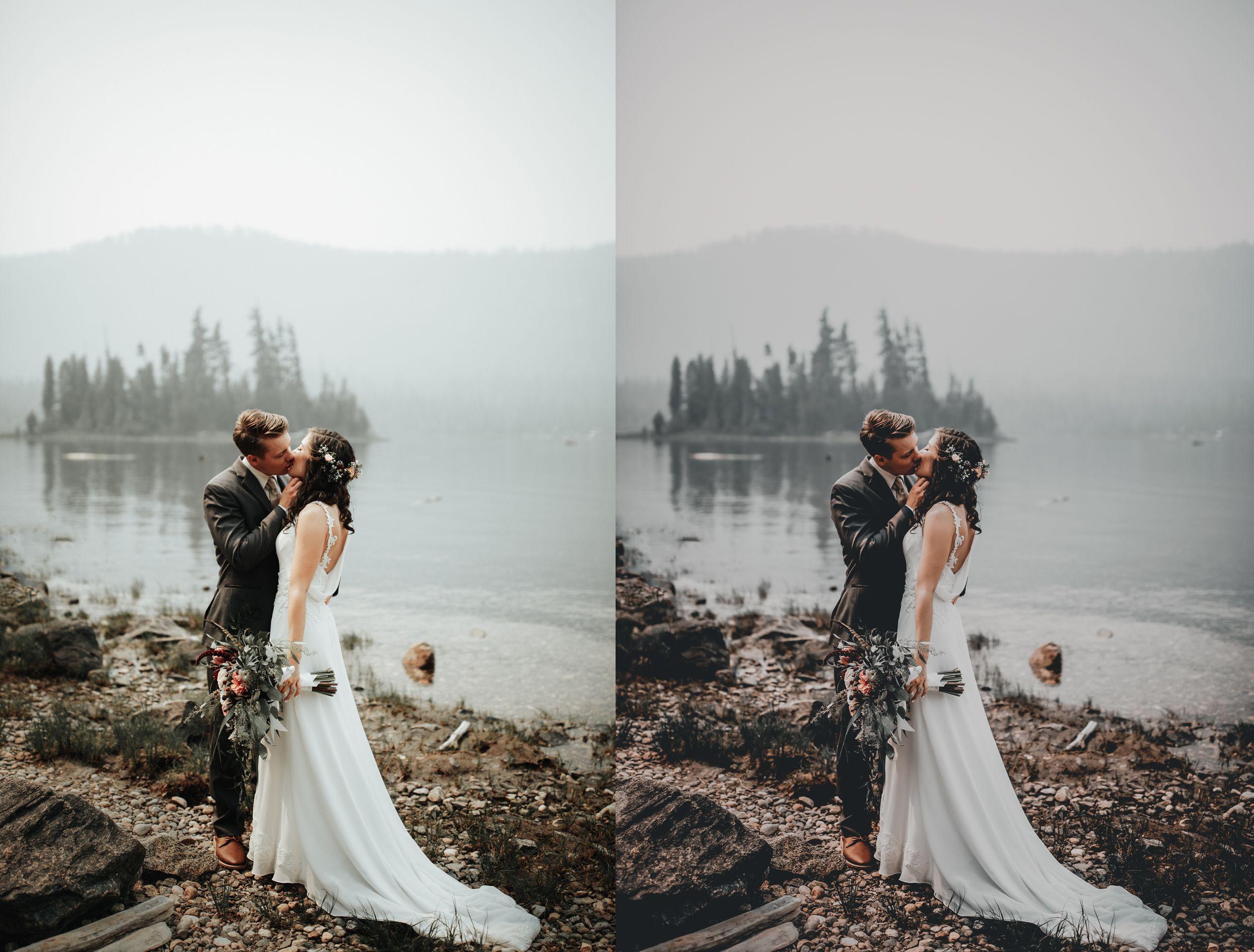 Warm Moody Film Presets Actions Wedding Presets Lightroom Presets Portrait Film Presets Lightroom