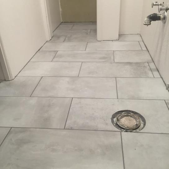 Msi Cotto Grigio 12 In X 24 In Matte Porcelain Floor And Wall Tile 16 Sq Ft Case Nhdcotgri1224 The Home Depot Grey Tile Kitchen Floor Flooring Porcelain Flooring