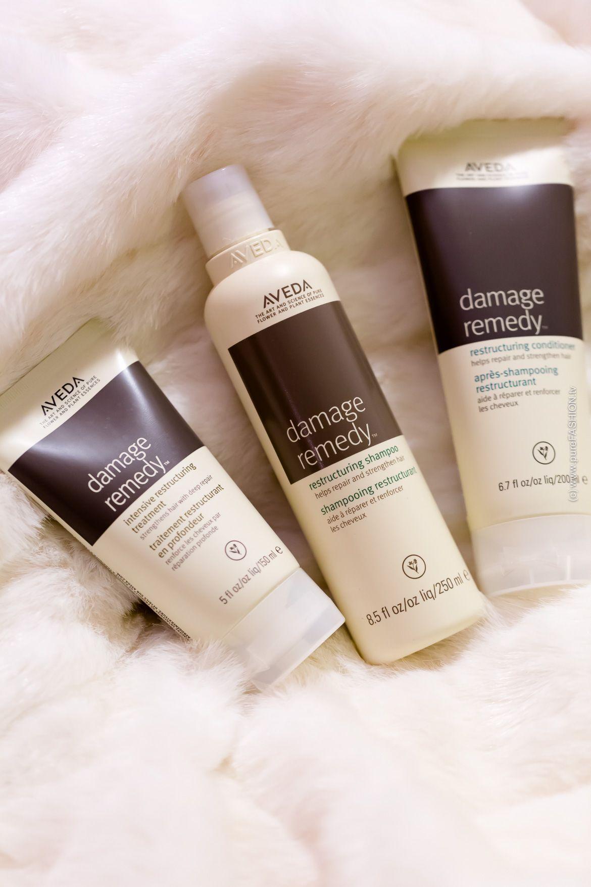 Beauty und Beautyprodukte von AVEDA. Damage Remedy Shampoo als Haarpflege für geschädigtes Haar. Empfehlung als deutscher Beauty Blogger. Haare und Routine #aveda #damage #remedy #shampoo