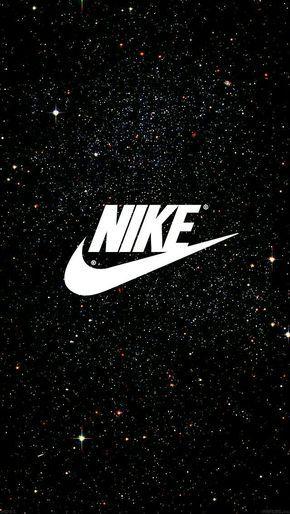 Logo Nike Blanc Sur Fond Noir Q House Pl